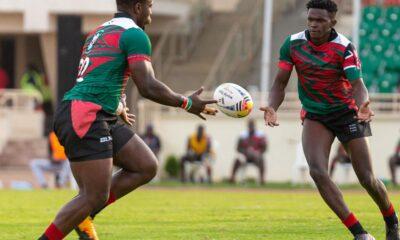 Kenya successfully defend Rugby Africa U20 Barthes Trophy in Nairobi