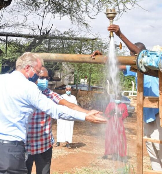 Frontier Council To Address Water Challenges In Northern Kenya