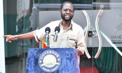 Kisumu County Set To Hold Investor Conference In September