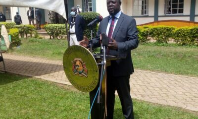 Trans Nzoia County Unveils Taskforce To Investigate Land Issues