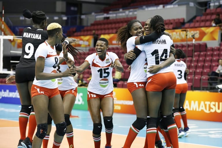2020 Tokyo Olympics: Malkia Strikers Suffer Third Consecutive Loss Against Serbia
