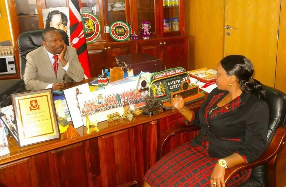 Sonko Defends Rev. Natasha, Lshes Out 'Haters'
