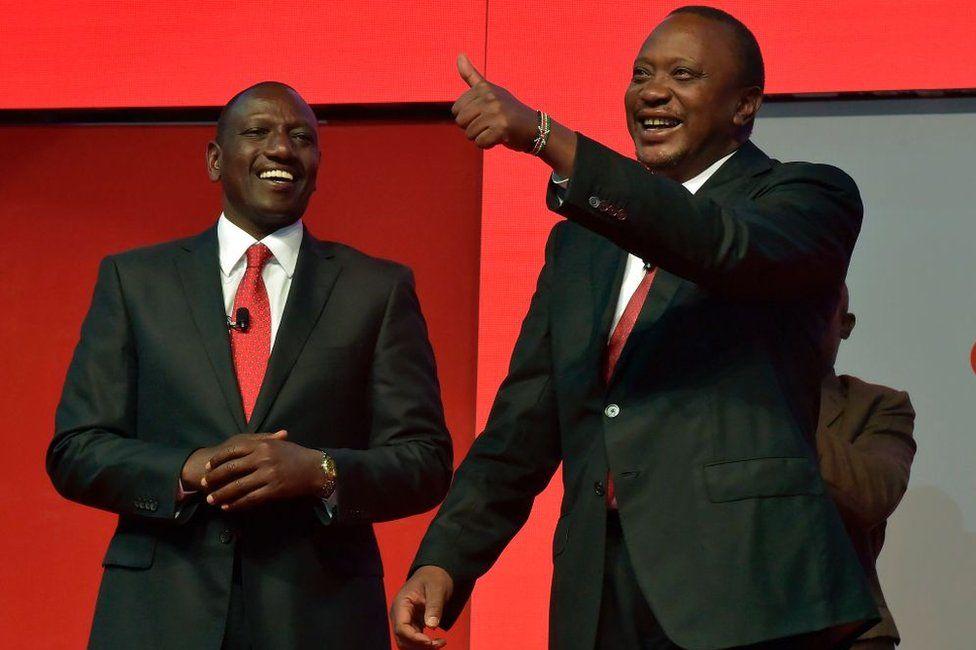 Uhuru Kenyatta Suspends Judge On Mental Grounds