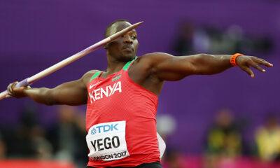 Yego Resigns As Team Kenya Olympics Captain