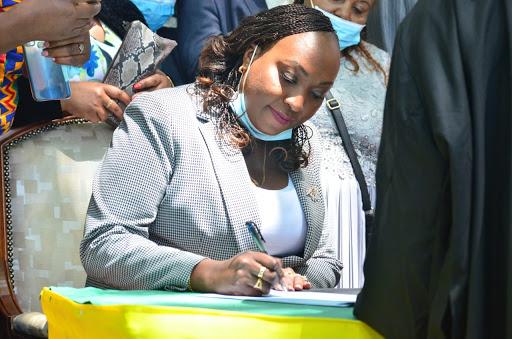 Nairobi Governor Kananu Faces Prison Sentence Over Tax Row