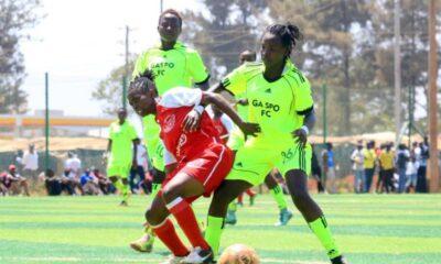 Outcry Over FKF Women League Prize Money
