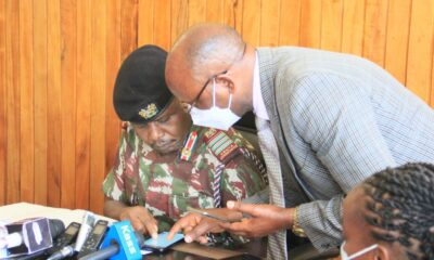 Senior Government Officials Given Marching Orders