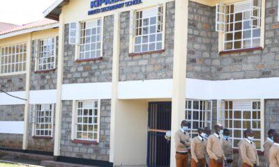 Gov't Opens New School In Nandi