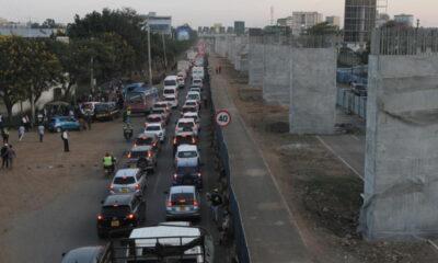 Nairobi Traffic Jams May Ease On October 15, Says KeNHA Boss