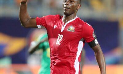Victor Wanyama Retires From International Football At Age 30