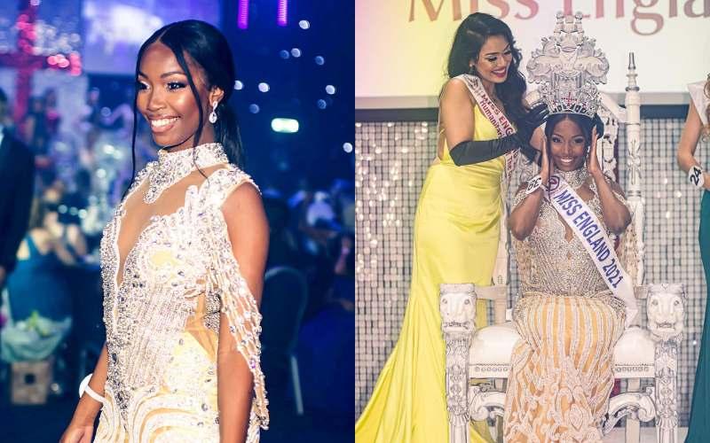 Rehema Muthamia: The New Miss England Is A Kenyan