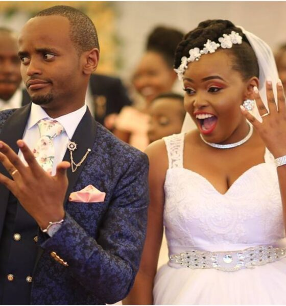 Milly WaJesus Acclaims Husband's Salvation, Says He'll Become A Pastor