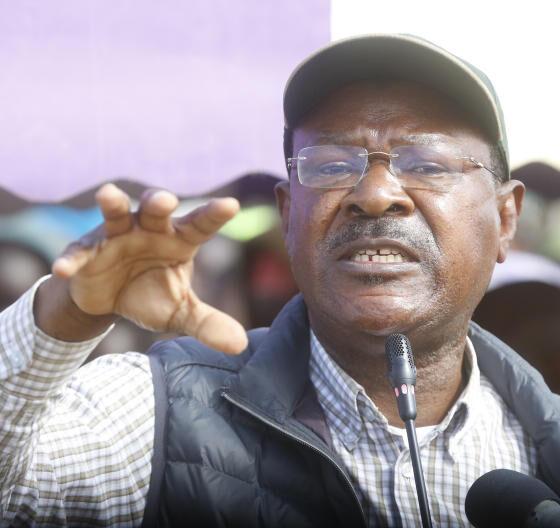 Wetangula Ally Majimbo Kalasinga Switches Loyalty to DP Ruto