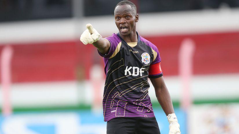 James Saruni Dropped As Firat Names Harambee Stars Squad To Play Mali