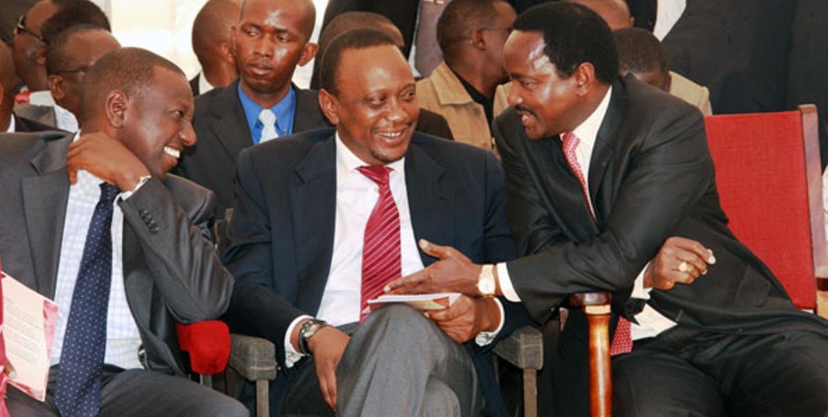 Kalonzo Musyoka: President Uhuru Owes Me 2022 Support