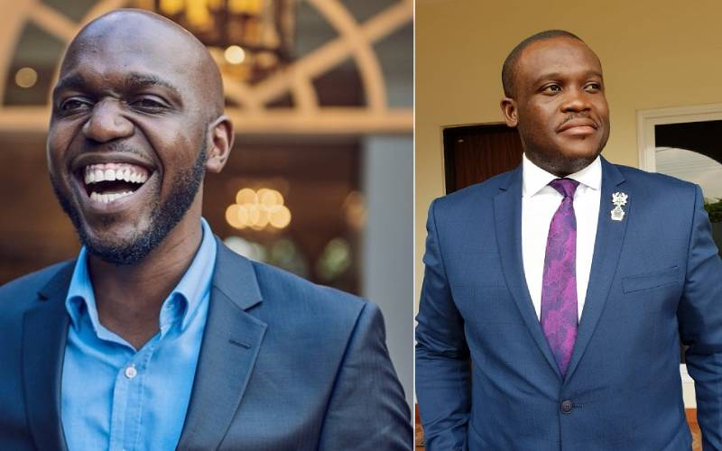 Larry Madowo's high-octane viral interview with Ghanaian MP