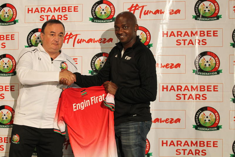FKF Receives Online Backlash Following 5-0 Defeat To Mali