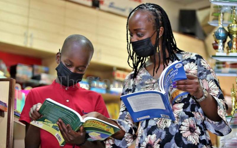 Parents grapple with high costs of books as schools reopen
