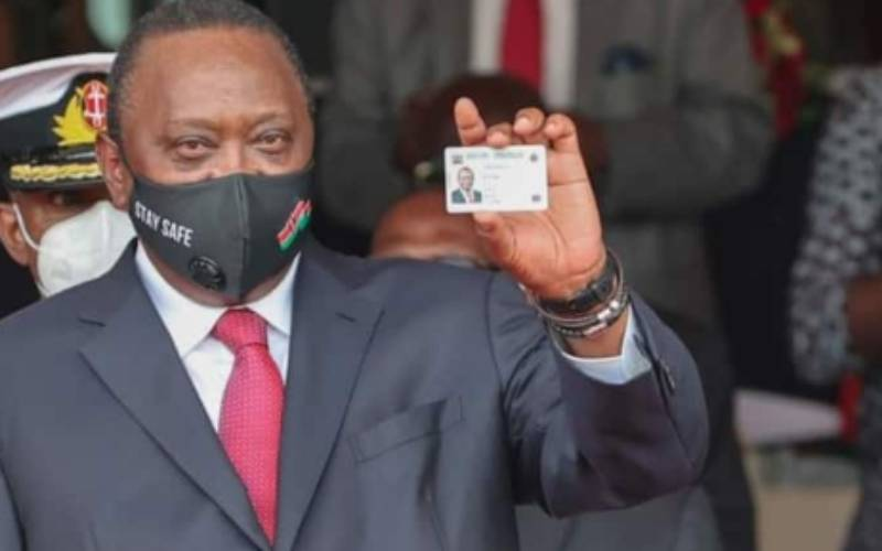 Courts declare Huduma Namba invalid